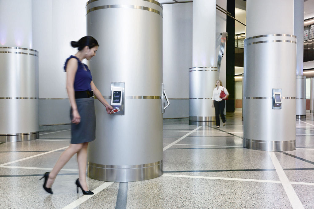 Schindler-Elevator-PORT-Technology-In-Action
